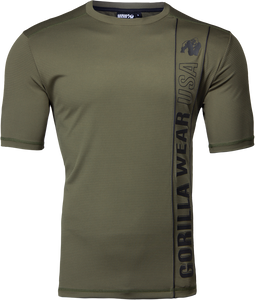 Bilde av Branson T-shirt - Army Green