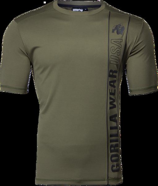 Branson T-shirt - Army Green